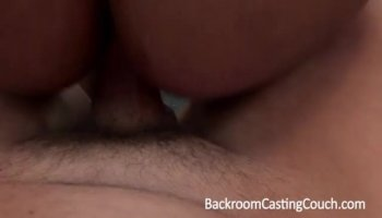 Charming darling acquires a racy public punishment